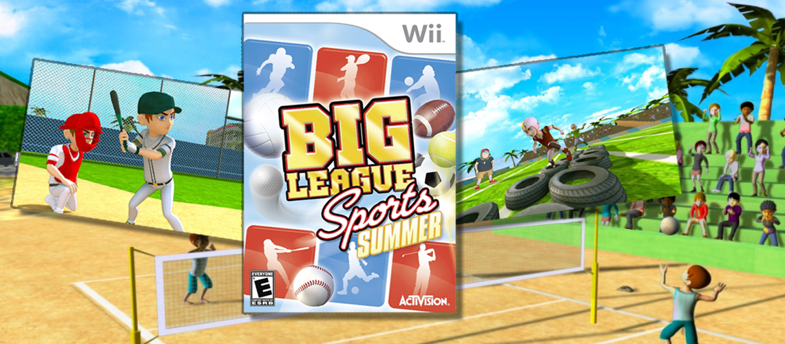 Big League Sports & Big League Sports Summer
