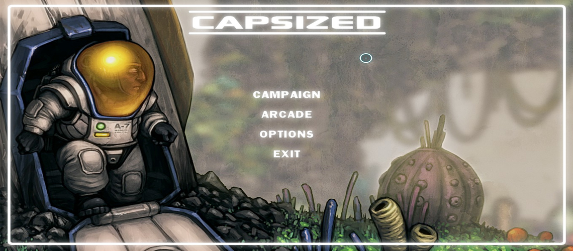 Capsized+