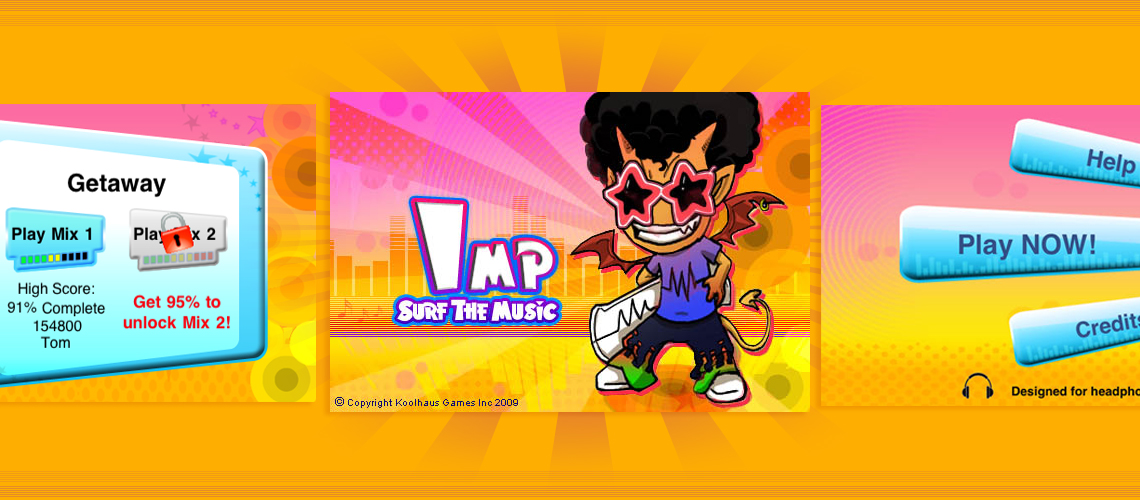 IMP: Surf the Music