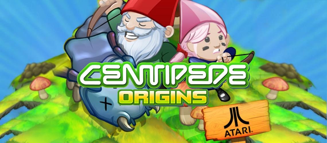 Centipede: Origins